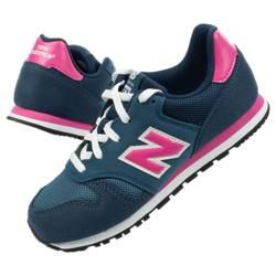 Buty Dziecięce Sportowe New Balance [YC373AB]