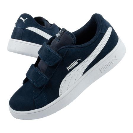 Buty sportowe dziecięce Puma Smash v2 [365177 02]